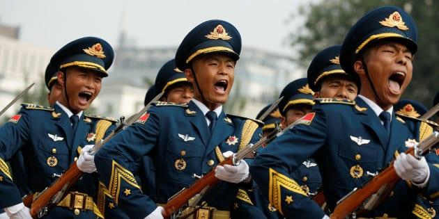 Photo de Chine : l'Armée veut limiter la masturbation chez ses nouvelles recrues