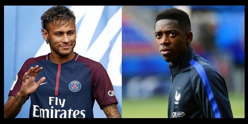 Photo de FC Barcelone:  Ce que Ousmane Dembélé pense de la comparaison entre Neymar et lui