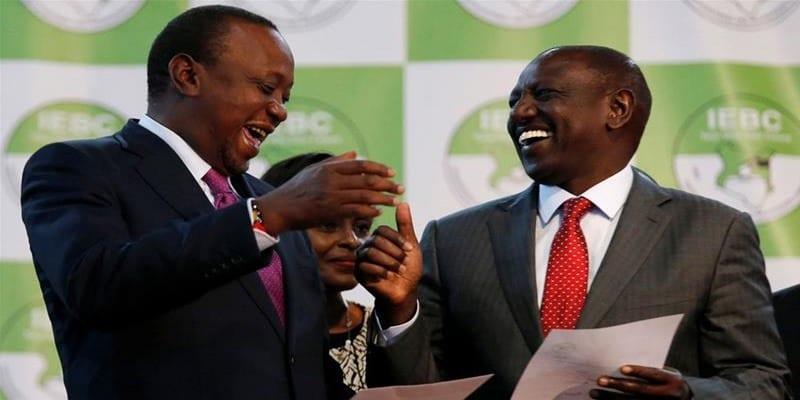 Photo de Kenya : Uhuru Kenyatta remporte l'élection présidentielle avec plus de 54% des voix (vidéo)
