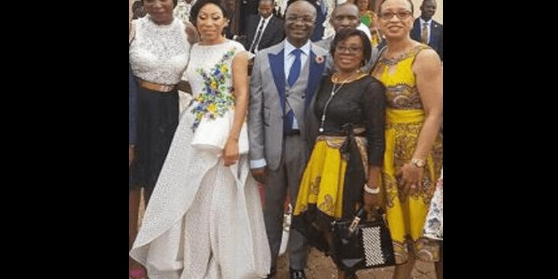 Photo de Cameroun: Roger Milla célèbre un événement heureux…photo