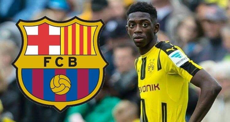 Photo de Mercato – Dossier Dembélé: le Directeur exécutif du Borussia Dortmund accuse le FC Barcelone!