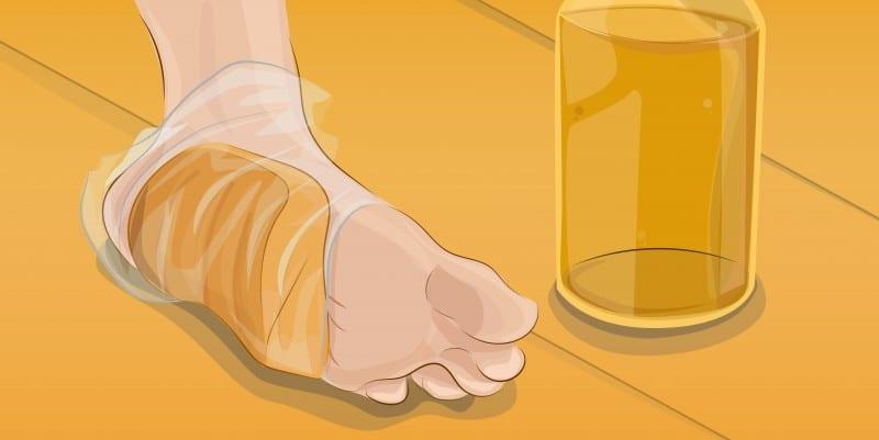 Photo de Santé: 6 façons naturelles de garder vos pieds en bonne santé