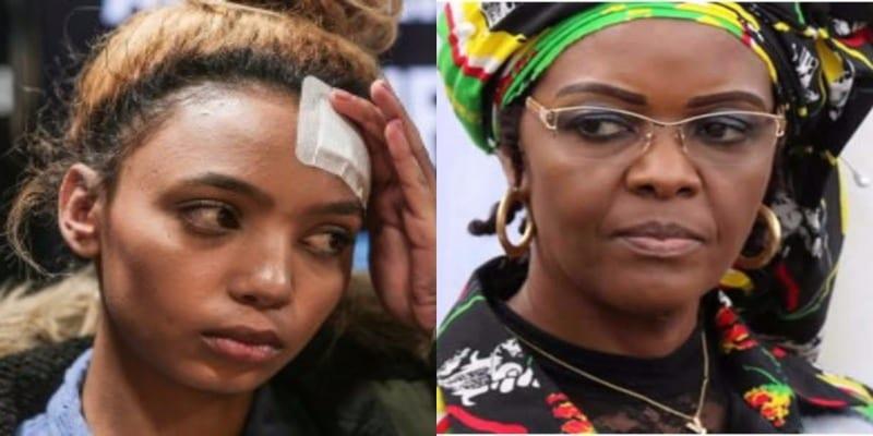 Photo de Grace Mugabé sort de sa réserve: Elle parle enfin des accusations portées contre elle en Afrique de Sud