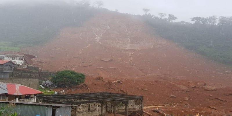 Photo de Sierra Leone : plus de 300 personnes tuées par des coulées de boue (vidéo)