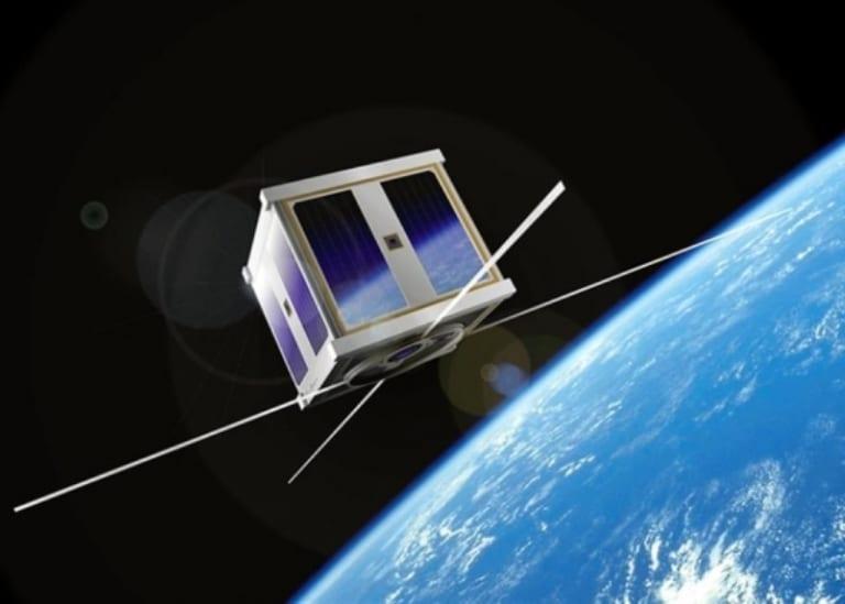 Photo de Technologie : le premier satellite ghanéen mis en orbite
