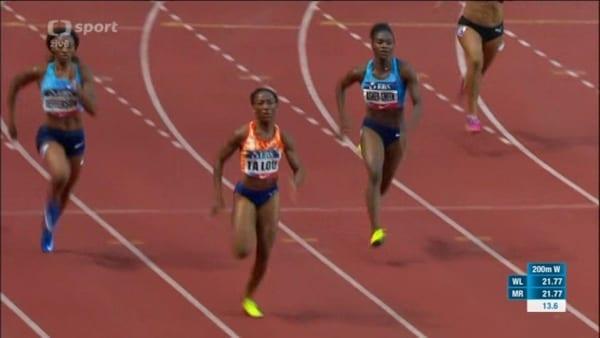 Photo de Mondiaux d'athlétisme (2017): Ta Lou Marie-Josée disputera la demi-finale du 200m