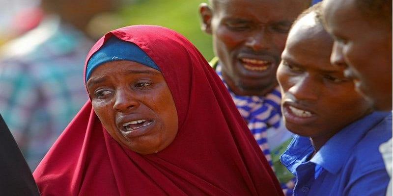 Photo de Somalie : des familles en deuil refusent d'enterrer les victimes d'un raid. Explication