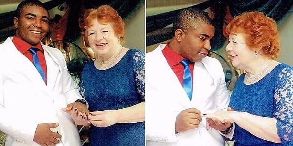 Photo de Nigeria : un homme de 27 ans se voit refuser le visa pour rejoindre sa femme de 72 ans au Royaume-Uni (photos)