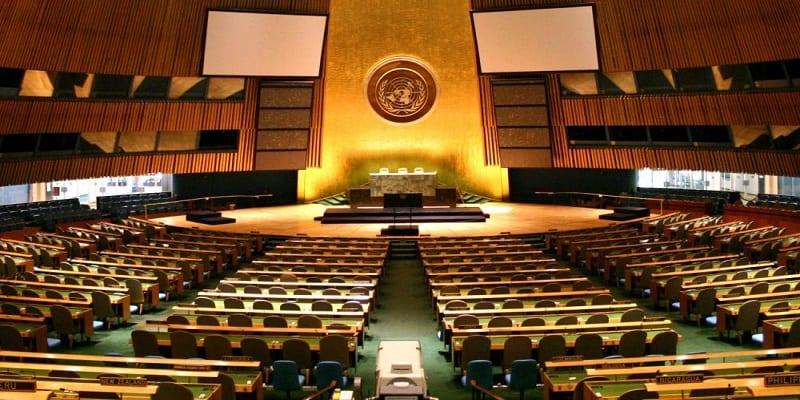 Photo de 4 pays africains perdent leur droit de vote à l'ONU. Découvrez les