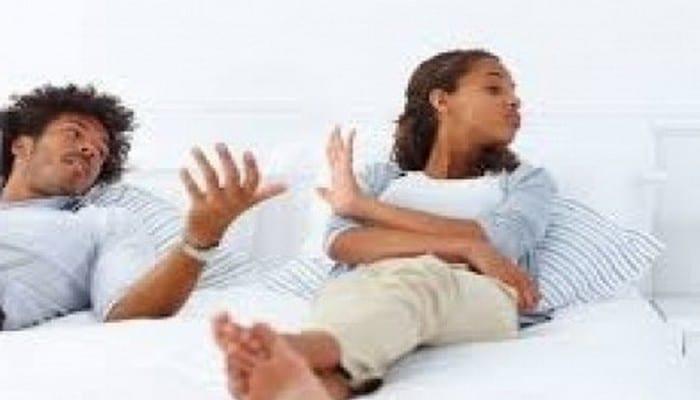 Photo de Couple : après combien d'années de vie commune, les femmes ne ressentent plus l'envie de faire l'amour?