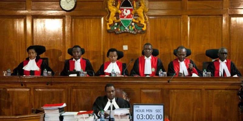Photo de Kenya: La cour suprême annule les résultats de l'élection présidentielle