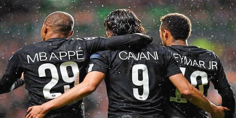 Photo de Ligue des champions: le message du trio Mbappé, Cavani et Neymar à l'Europe