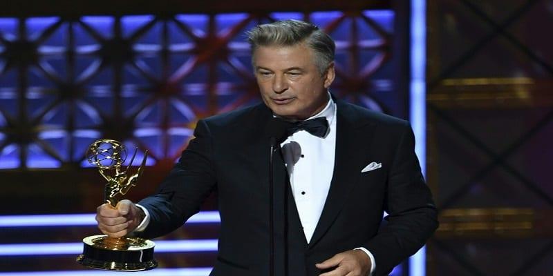 Photo de Emmy Awards: un acteur récompensé pour son imitation de Donald Trump