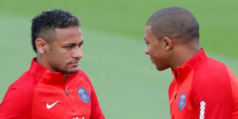 Photo de PSG: Neymar et Verratti encensent Kylian Mbappé