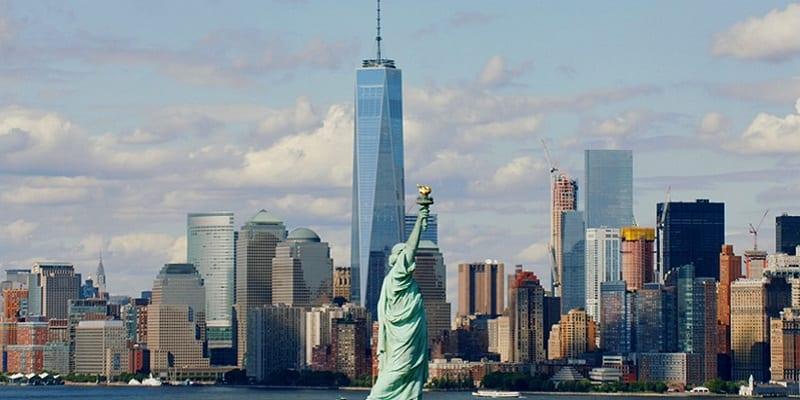 Photo de USA: Découvrez le gratte-ciel qui remplace les tours jumelles frappées par les attentats du 11 Septembre