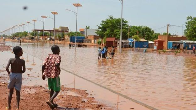 Photo de Niger : un rapport de l'ONU fait état de 50 morts, plus de 100.000 sinistrés après des inondations