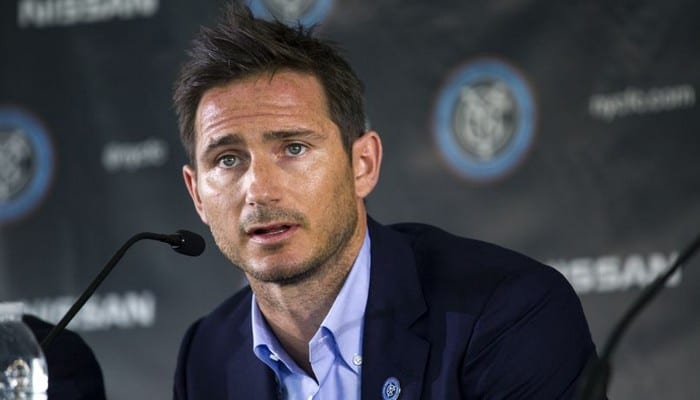 NYCFC Lampard Soccer