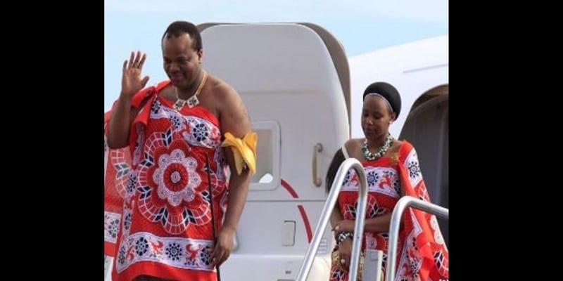 Photo de Le roi du Swaziland, Mswati III épouse une jeune fille de 19 ans comme sa 14ème femme