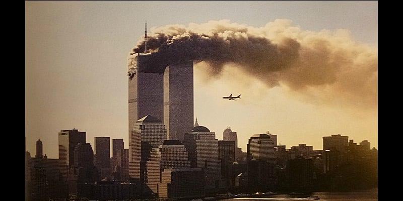 Photo de États-Unis: commémoration du 16ème anniversaire des attentats terroristes du 11 septembre. Vidéo