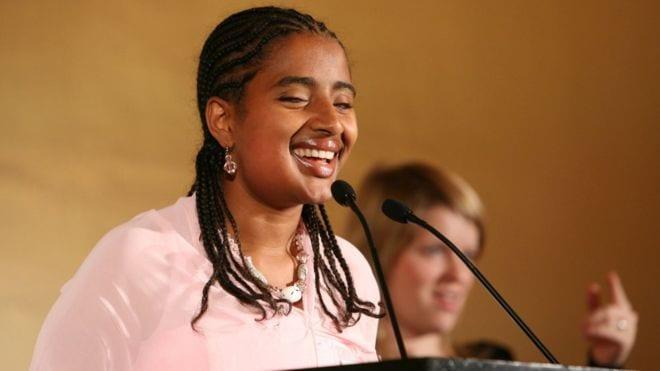 Photo de Ethiopie : une avocate non-voyante récompensée par un prix nobel