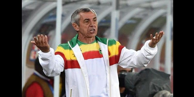 Photo de Mali: Alain Giresse démissionne en tant qu'entraîneur de l'équipe nationale