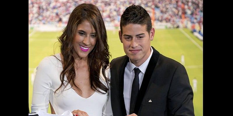 Photo de L'ex épouse de James Rodriguez révèle pourquoi elle l'a quitté…Une raison qui vous surprendra!