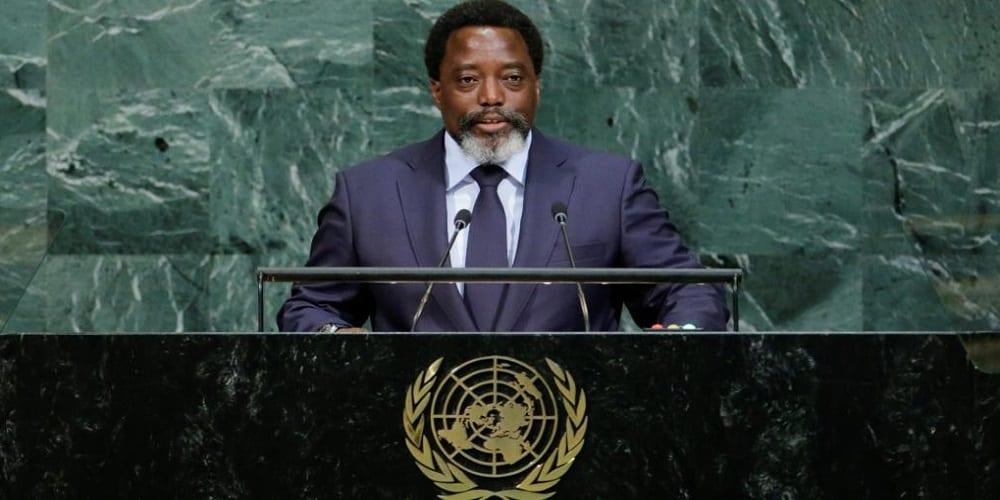 Photo de RD Congo: Kabila se présente à l'Onu comme le seul garant de la Sécurité du pays