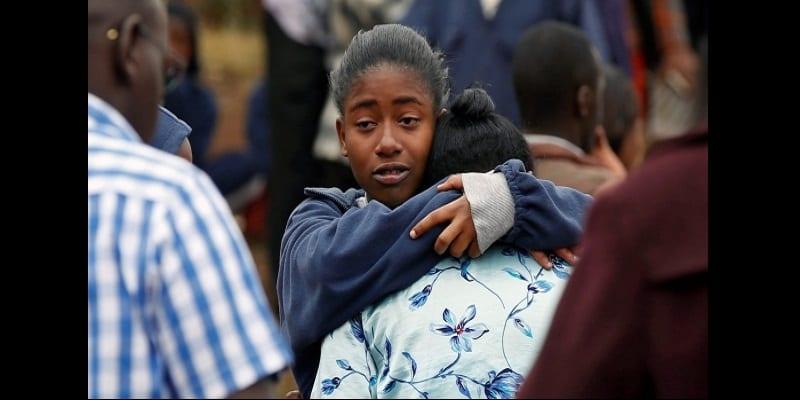 Photo de Kenya: huit lycéennes trouvent la mort dans leur dortoir (vidéo)