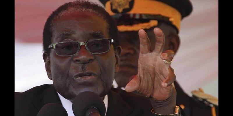 Photo de Zimbabwe: accusé de «sorcellerie», Robert Mugabe réagit