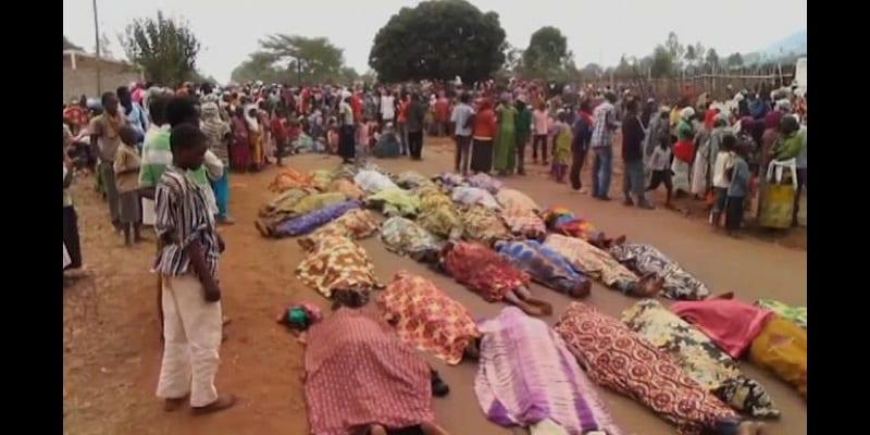 Photo de RDC: plusieurs réfugiés burundais tués par les militaires (vidéo)