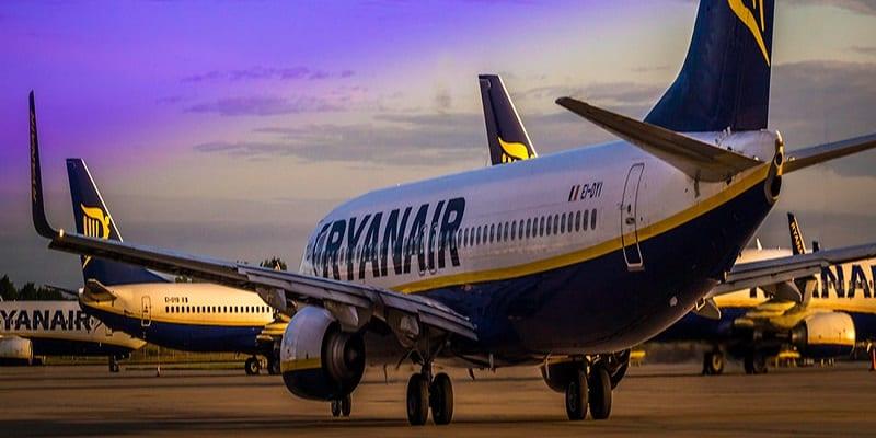 Photo de La Compagnie RyanAir fait payer désormais les valises dans les cabines