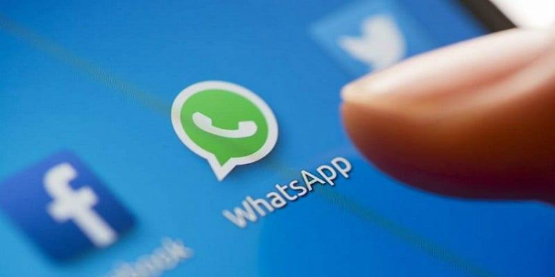 Photo de La Chine a bloqué WhatsApp en attendant le Congrès du parti communiste