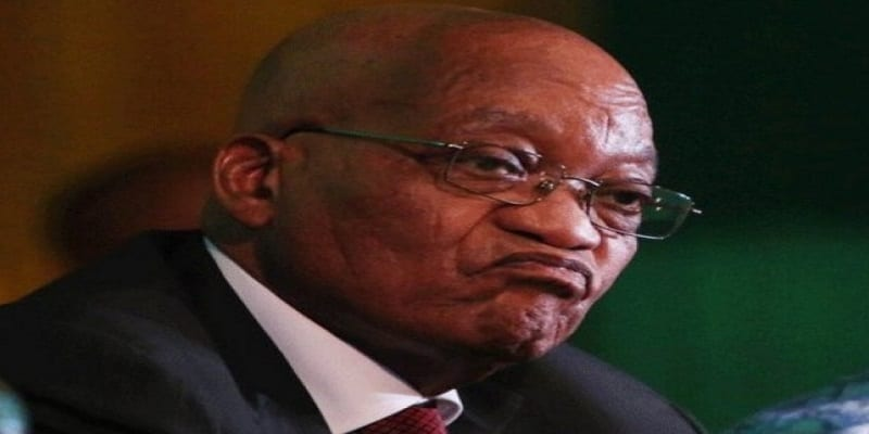 Photo de Afrique du Sud: Un ministre très critique à l'endroit de Zuma a été limogé