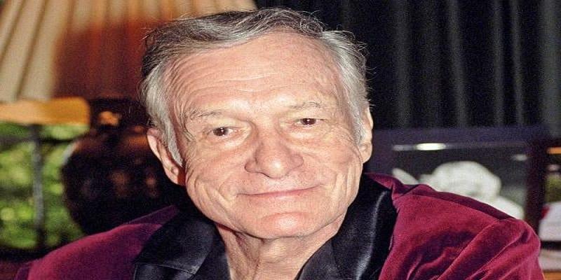 Photo de Hugh Hefner: le fondateur de Playboy inhumé en toute intimité