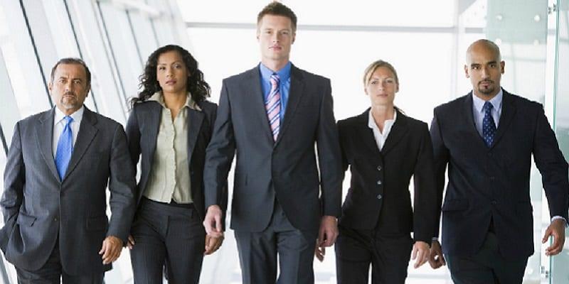 Photo de Ces métiers où les professionnels s'habillent le mieux
