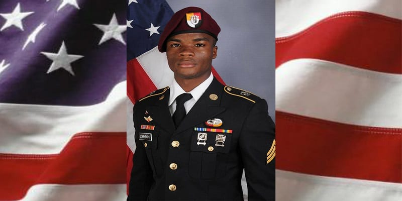 Photo de USA: Donald Trump adresse un appel déplacé à la veuve d'un soldat tué au Niger