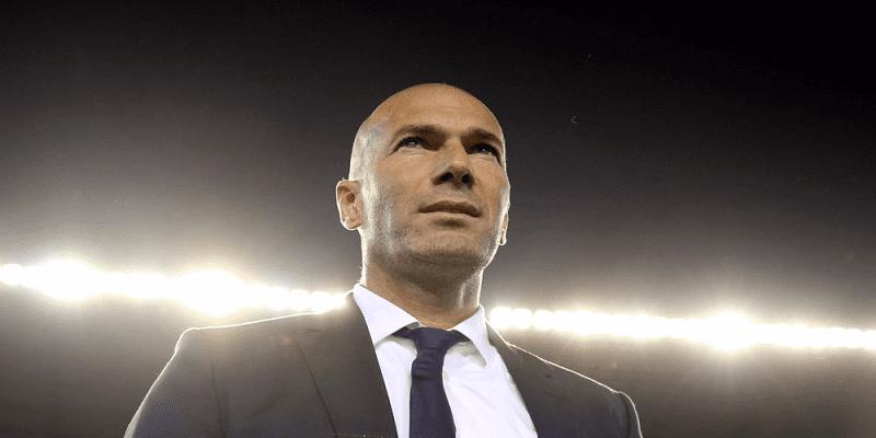 Photo de Real Madrid: Zidane célèbre un nouveau record sur le banc madrilène