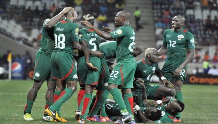 Photo de Burkina Faso : l'équipe nationale de football est en deuil (photo)