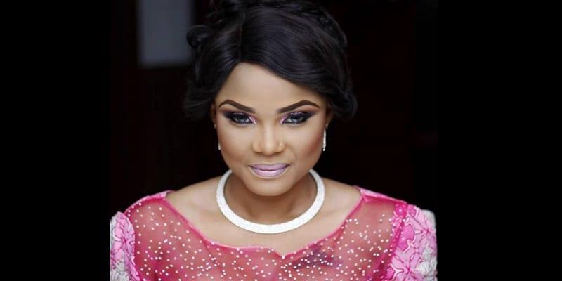 """Photo de """"Je ne peux pas épouser un homme pauvre"""", affirme une actrice nigériane"""