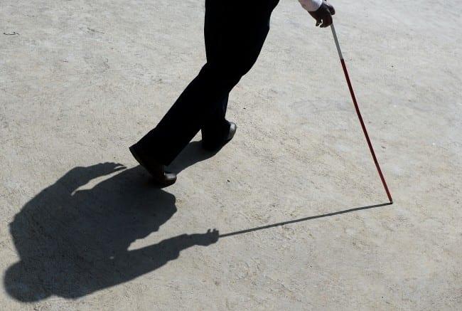 Photo de ROYAUME UNI : INCROYABLE! Un aveugle arrêté après avoir regardé des films x