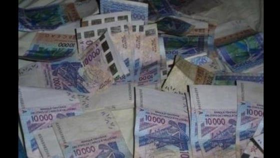 Photo de Côte d'Ivoire: 38 millions de FCFA volés en une journée à Abidjan