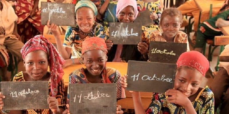 Photo de 11 Octobre 2017: Journée internationale de la jeune fille, quel bilan 5 ans plus tard ?
