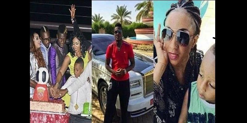 Photo de Découvrez 10 célèbres footballeurs nigérians et ghanéens avec leurs compagnes (photos)