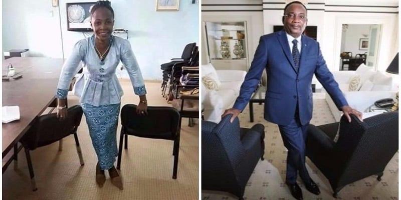 Photo de Niger: une journaliste aurait été licenciée pour avoir parodié le président