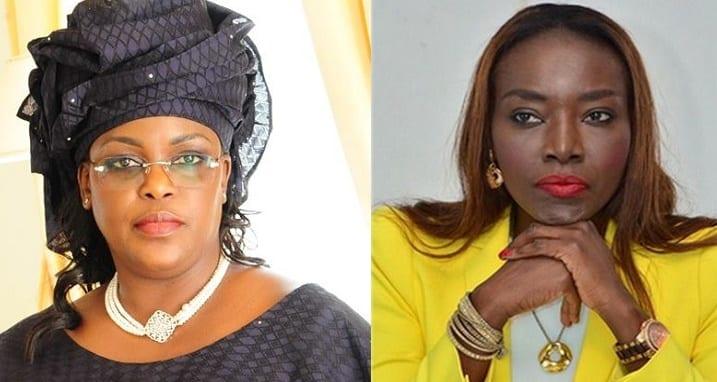Photo de Sénégal: la première dame pose un geste surprenant envers Coumba Gawlo (Vidéo)