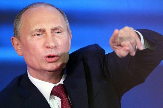 Photo de ONU: La Russie oppose son veto à une résolution sur les armes chimiques en Syrie