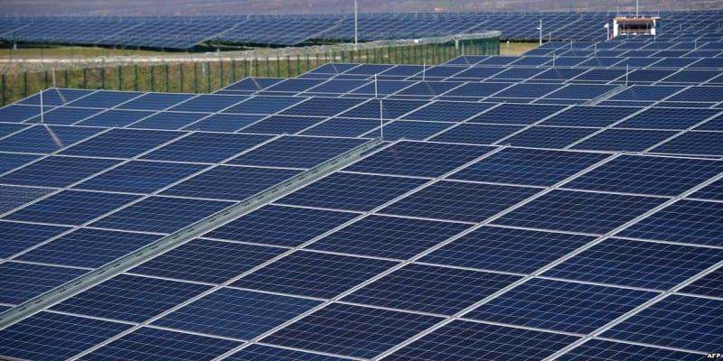 Photo de Burkina Faso: La plus grande centrale solaire d'Afrique de l'Ouest