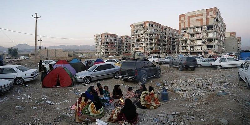 Photo de Monde: un séisme frappe l'Irak et l'Iran et fait plus de 350 morts