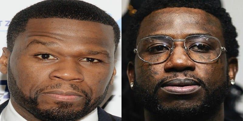 Photo de Musique: 50 cent et Gucci Mane, un featuring qui fera un carton (vidéo)