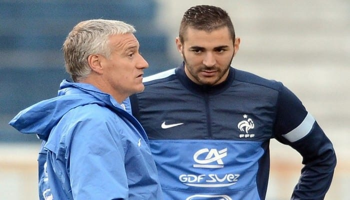 Photo de Football: Benzema se lâche à propos de Didier Deschamps